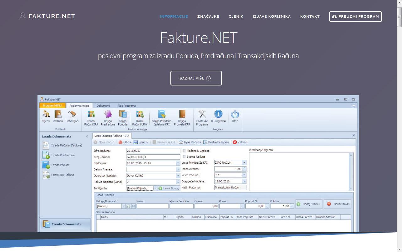 FaktureNET 01